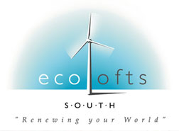 Eco Lofts Logo Design by Marketing Results Atlanta