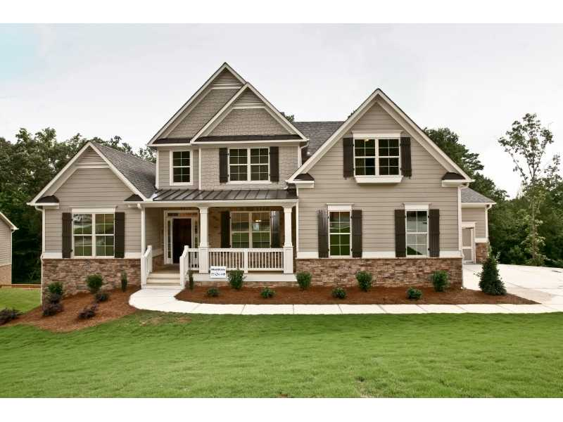 Atlanta new homes news kerley family homes for New two story homes