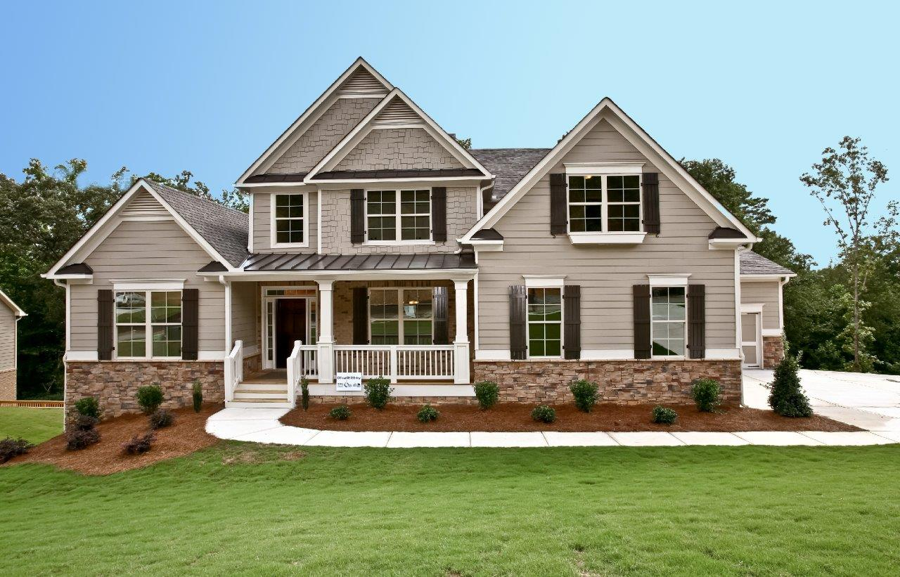 Kerley family home ranks 8th in atlanta 39 s top homebuilders for Family homes com