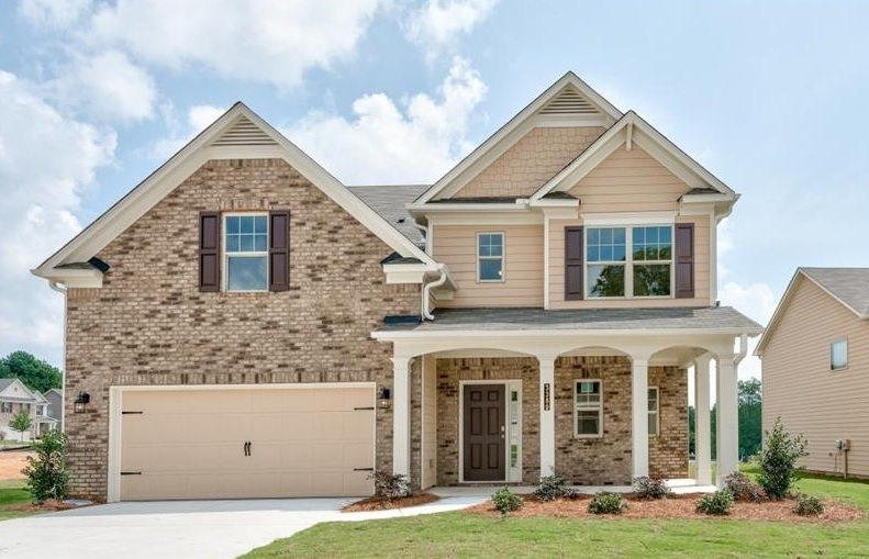 The Model Home Is Currently Under Construction And Will Be Magnolia On Homesite 48 Ready Soon