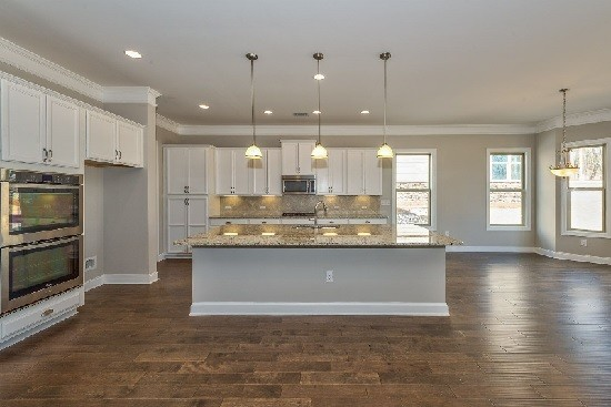 Homesite 5 kitchen