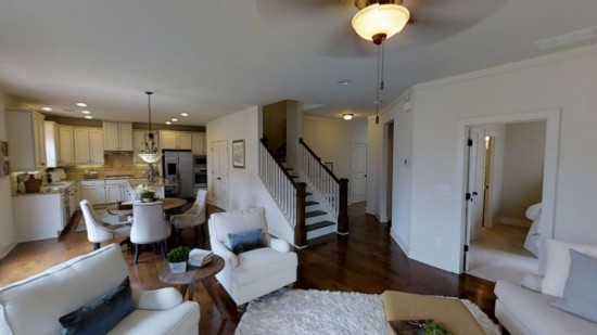 Family room sycamore