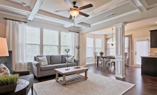 Linton living room