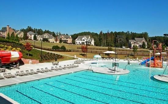 Seven Hills pool