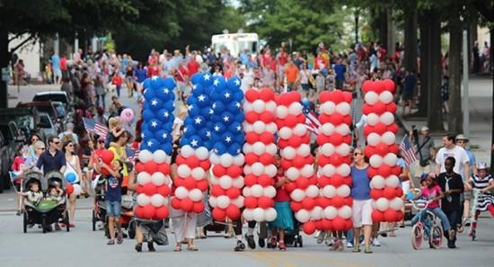 Decatur parade