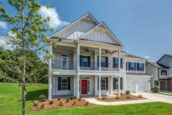 Ready homes at Kyle Farm - Buckingham B plan available
