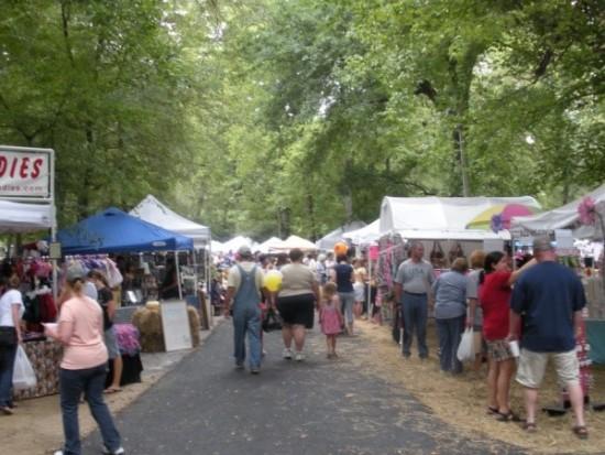 Atlanta Area Fall Arts And Crafts Festivals