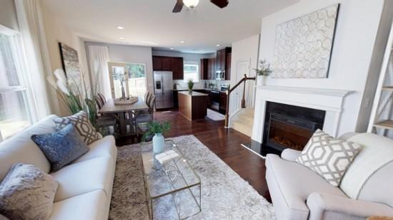 McAfee living room
